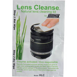 Hoodman Lens Cleanse Natural Lens Cleaning Kit (12 Pack)
