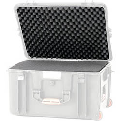HPRC Replacement Cubed Foam Set for HPRC2730WF Waterproof Case (Gray)