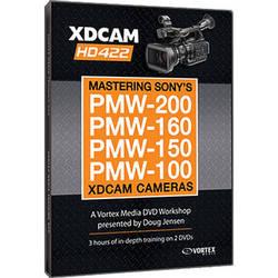 Vortex Media Training DVD: Mastering Sony's PMW-200/300, 160, 150 and 100 XD Cameras