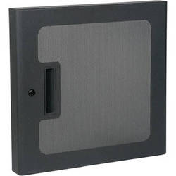 """Atlas Sound MPFD10 1"""" (2.54 cm) Vented Rack Door for WMA 10 RU Wall Mount Cabinets"""