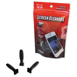 Carson C6 - CS-30 Disposable Screen Cleaners (Pack of 16)