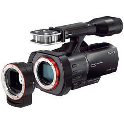Sony NEX-VG900E Full-Frame Interchangeable Lens Camcorder (PAL)