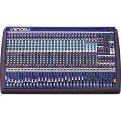 Midas VeniceU 32-Channel Analog Mixer with USB Audio Interface
