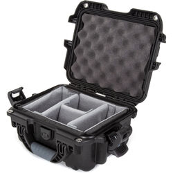 Nanuk 905 Case with Padded Dividers (Black)