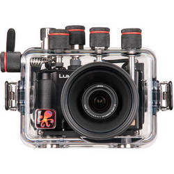 Ikelite Underwater Housing for Panasonic Lumix DMC-LX7 / Leica D-LUX 6 Digital Camera