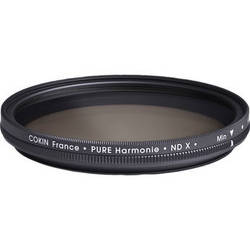 Cokin 82mm PURE Harmonie Variable Density Neutral Gray Filter