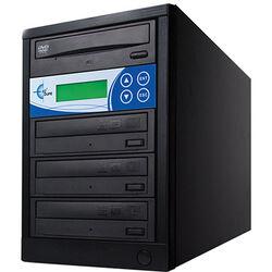 EZ Dupe 3 Target 24X DVD/CD Duplicator (Black)