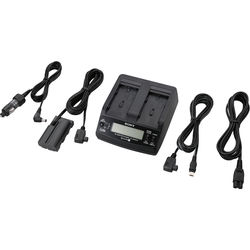 Sony AC Adapter and Twin Charger For L-Series Batteries