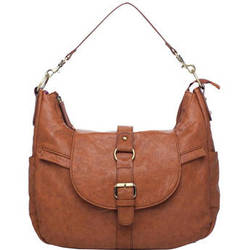 Kelly Moore Bag B-Hobo Bag with Removable Basket (Walnut)