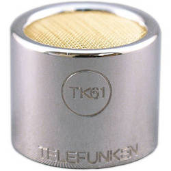 Telefunken TK61 Omnidirectional Capsule for M 260 and M60 Microphones