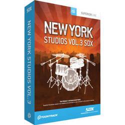 Toontrack New York Studio Legacy Series Volume 3 SDX