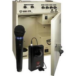 Nady Omnidirectional Portable IR Wireless Transmitter System