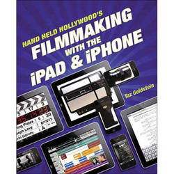 Pearson Education Book: Handheld Hollywood's Filmmaking with the iPad & iPhone