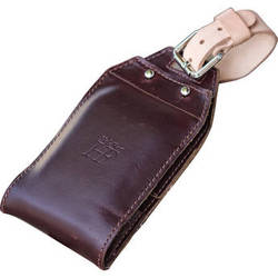 HoldFast Gear Luggage Tag Wallet (Brown)