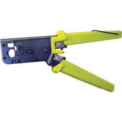 Platinum Tools 12504C Non-Ratcheted Combo Modular Plug Crimp Tool