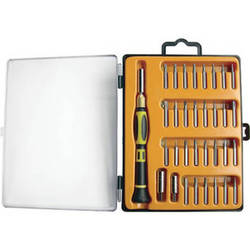 Platinum Tools 19101 Precision Screwdriver Set (33 Pieces)