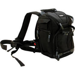 Vivitar DKS-10 Photo/SLR/Tablet Sling Backpack (Black)