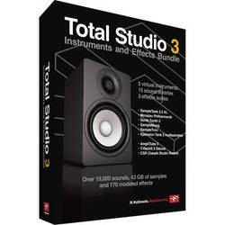 IK Multimedia Download: Total Studio 3