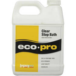 Eco Pro Clearstop Odorless Stop Bath (One Quart)