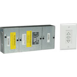 Da-Lite Single Motor Low Voltage Control System