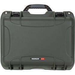 Nanuk 920 Series Case (Olive, Empty)