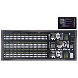 For.A HVS-3324OU 3 M/E32 Control Panel for HVS-4000 Switcher