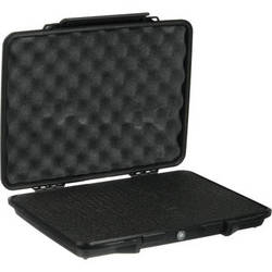 Pelican 1085 Hardback Laptop Computer Case with Foam (Black)