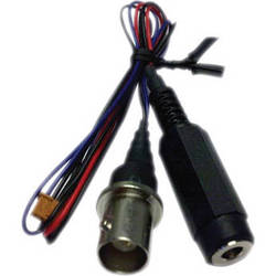 Watec 6 V Power Video Connector