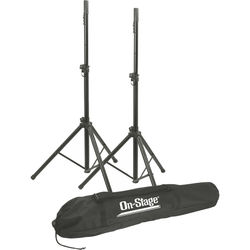 On-Stage SSP7900 All-Aluminum Speaker Stand Pak