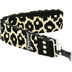 Capturing Couture Animal Collection: Luxe Leopard Camera Strap