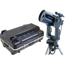 """Meade Meade LX200 10"""" ACF Telescope Kit with Carrying Case"""