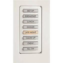Strand Lighting 61201H Environ3 Heatsink 8-Preset Master Control Station (Ivory Finish)