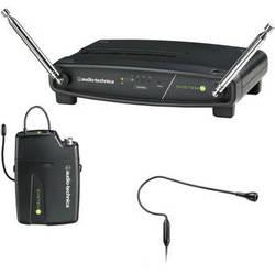 Audio-Technica System 9 VHF Wireless Unipak System with PRO 92 CW Headworn Microphone