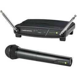 Audio-Technica System 9 VHF Wireless Handheld Microphone System