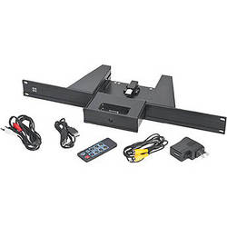 Raxxess Rack Mount iPod Dock (1RU)