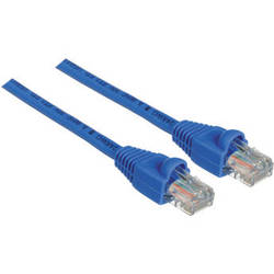 Pearstone 100' Cat5e Snagless Patch Cable (Blue)