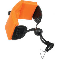 Ruggard Floating Wrist Strap (Orange)