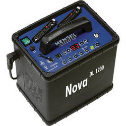 Hensel Nova DL 1200 Power Pack