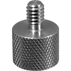 "WindTech M-8 Female 3/8""-16 to Male 1/4""-20 Thread Adapter"