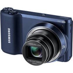Samsung WB800F Smart Digital Camera (Cobalt Black)