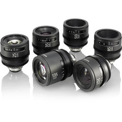 Sony CineAlta 4K Six Lens Kit (PL Mount)