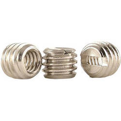 """WindTech 1/4""""-20 Male to 3/8""""-16 Male Thread Adapter (3-Pack)"""