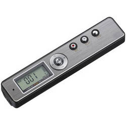 KJB Security Products D1304 Mini Voice Recorder