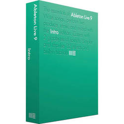 Ableton Live 9 Intro - Music Production Software (Boxed)