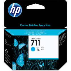 HP 711 Cyan Ink Cartridge