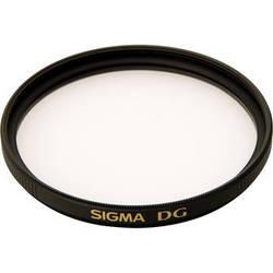 Sigma 58mm Multi-Coated DG UV Filter