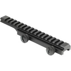 Weaver Thumb-Nut Flat Top Riser Rail