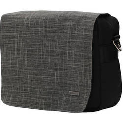 """UNDFIND One Bag 10"""" Laptop and Camera Bag (Stone Gray, Canvas)"""