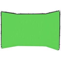 Lastolite Panoramic Background (13', Chromakey Green)