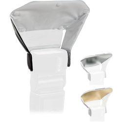 Vello Light Bouncer Kit for Portable Flashes